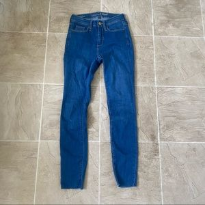 Nwot universal thread high rise skinny Jeans